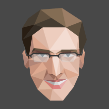 LowPoly_Faces_Guido