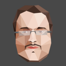 LowPoly_Faces_Jan