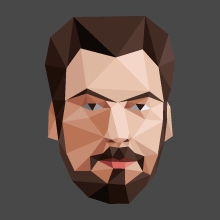 LowPoly_Faces_Pablo_5