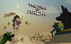 Tale of Archy - Title
